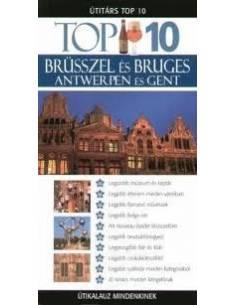 Brüsszel - Bruges - Gent -...