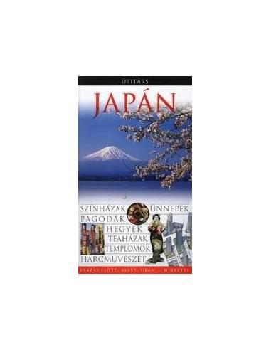 Japán útikönyv Útitárs