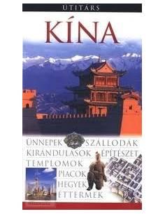 Kína útikönyv Útitárs