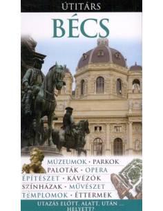 Bécs útikönyv Útitárs