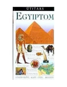 Egyiptom útikönyv Útitárs