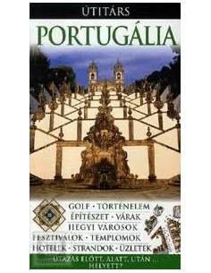 Portugália útikönyv Útitárs
