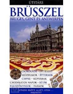 Brüsszel, Bruges, Gent és...