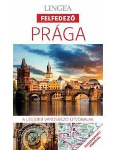 Prága Felfedező útikönyv +...