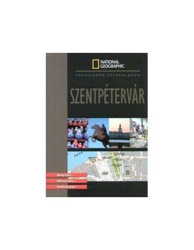 Szentpétervár Városjárók zsebkalauza