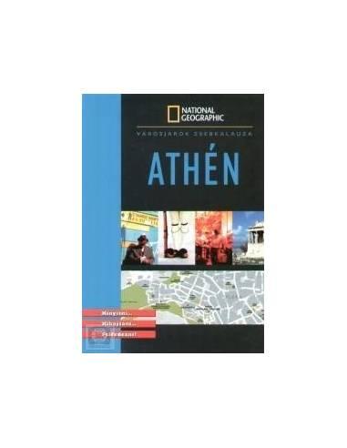 Athén városjárók zsebkalauza
