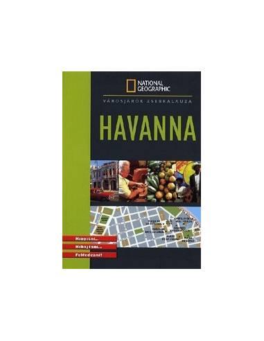Havanna városjárók zsebkalauza