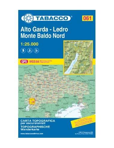 TO 061 Alto Garda - Ledro, Monte...