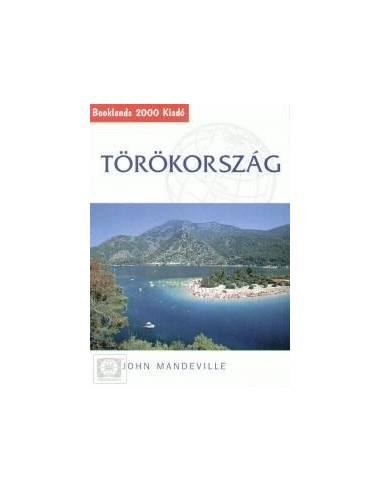 Törökország útikönyv - Booklands