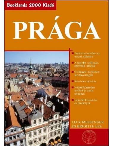 Prága útikönyv - Booklands