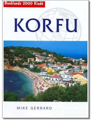 Korfu útikönyv - Booklands