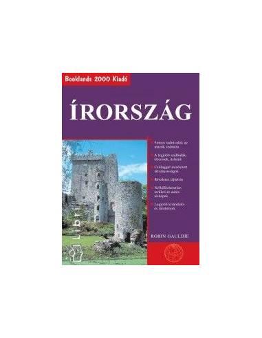 Írország útikönyv Booklands