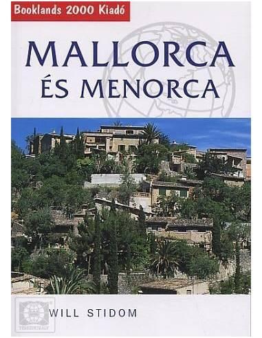 Mallorca, Menorca útikönyv - Booklands