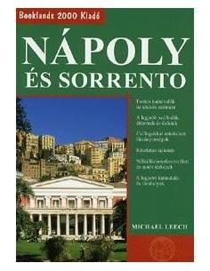 Nápoly és Sorrento útikönyv...
