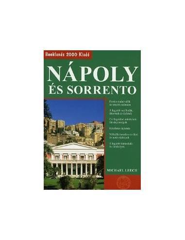 Nápoly és Sorrento útikönyv - Booklands