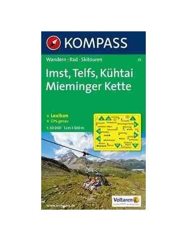 KK 35 Imst, Telfs, Kühtai -...