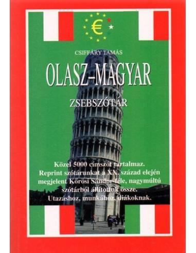 Magyar-Olasz zsebszótár