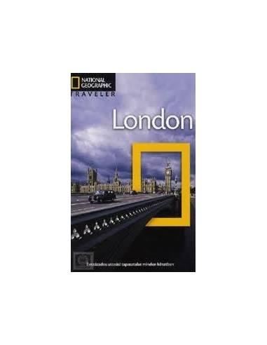 London útikönyv - National Geographic...