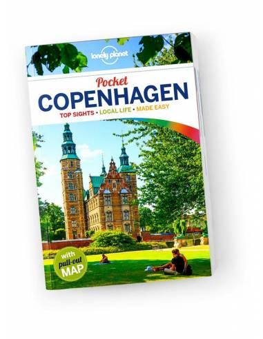 Copenhagen pocket guide - Koppenhága...