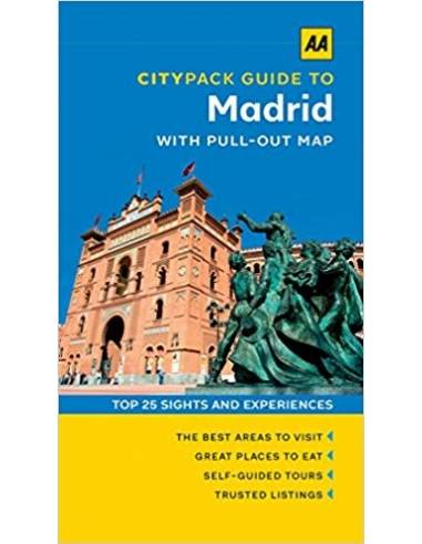 AA CityPack Guide to Madrid