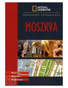Moszkva városjárók zsebkalauza