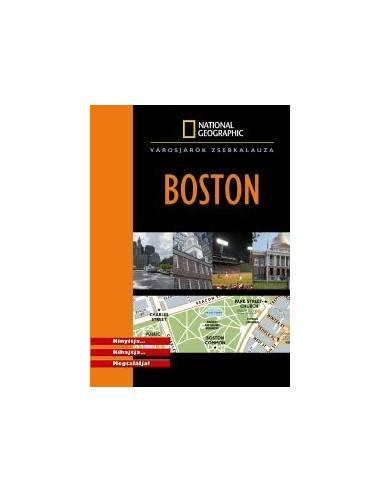 Boston városjárók zsebkalauza
