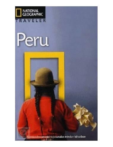 Peru útikönyv - National Geographic...