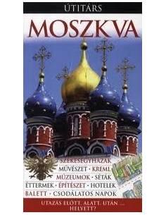 Moszkva útikönyv Útitárs