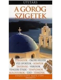 Görög szigetek útikönyv...
