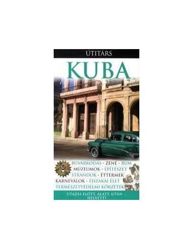Kuba útikönyv Útitárs