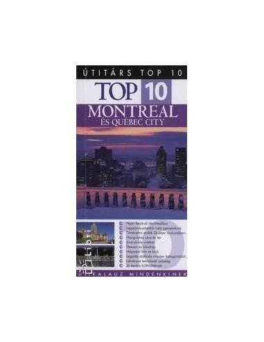 Montreal - Québec City útikönyv Top...