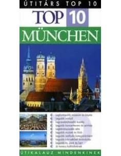 München útikönyv Top 10 -...