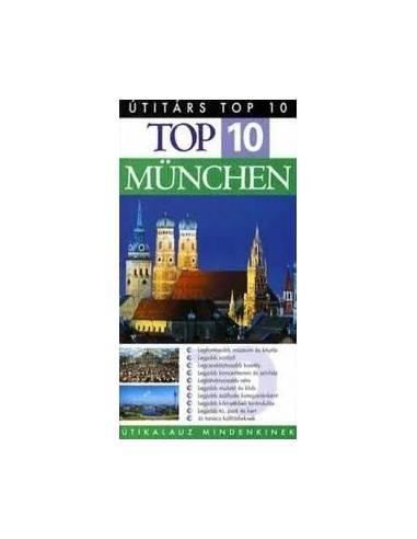 München útikönyv Top 10 - Útitárs