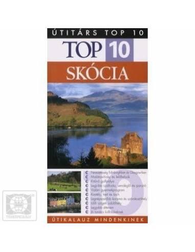 Skócia útikönyv Top 10 - Útitárs