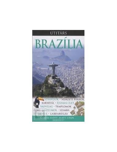 Brazília útikönyv Útitárs