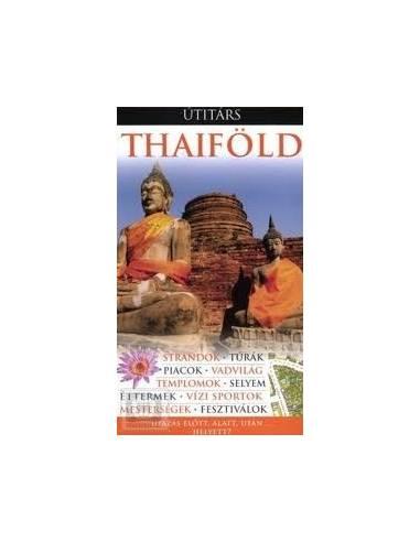 Thaiföld útikönyv Útitárs