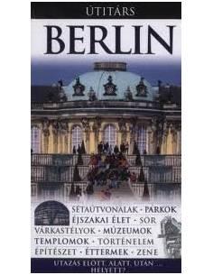 Berlin útikönyv Útitárs