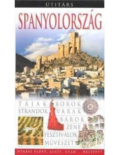 Spanyolország útikönyv Útitárs