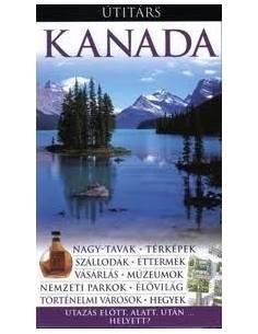 Kanada útikönyv Útitárs