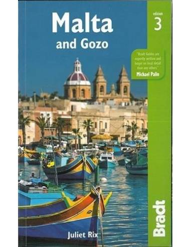 Malta & Gozo - Bradt útikönyv