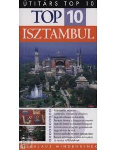 Isztambul útikönyv Top 10