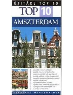 Amszterdam útikönyv Top 10...