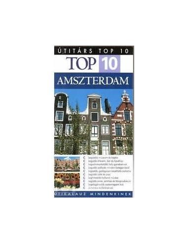 Amszterdam útikönyv Top 10 Útitárs