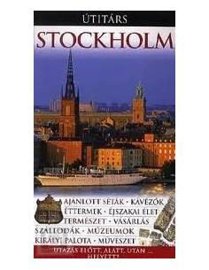 Stockholm útikönyv Útitárs