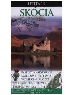 Skócia útikönyv Útitárs