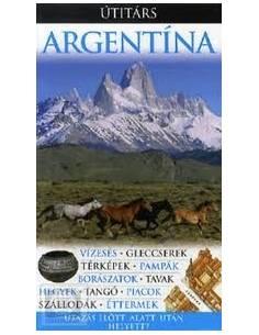 Argentína útikönyv Útitárs