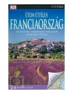 Franciaország útikönyv...
