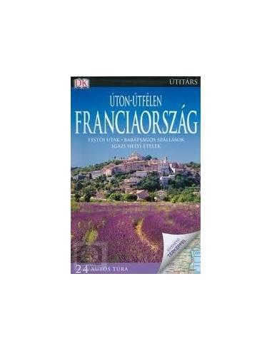 Franciaország útikönyv Útitárs...