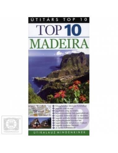 Madeira útikönyv Útitárs Top 10