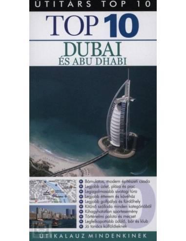 Dubai, Abu Dhabi útikönyv Top 10